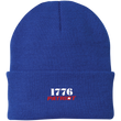 Load image into Gallery viewer, CustomCat Hats Athletic Royal / One Size 1776 Patriot CP90 Knit Cap (16 Variants)