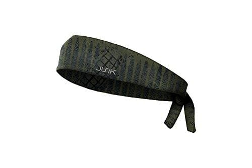 JUNK Brands Headband Frag Out Flex Tie / OSFA Flex Tie Americana Collection Frag Out Headband