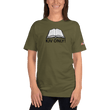 Load image into Gallery viewer, American Patriots Apparel Ladies T-Shirt Army / S KJV ONLY! Psalm 12:6-7 Fine Jersey T-Shirt (16 Variants)