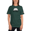 Load image into Gallery viewer, American Patriots Apparel Ladies T-Shirt Forest / S KJV ONLY! Psalm 12:6-7 Fine Jersey T-Shirt (16 Variants)