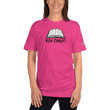 Load image into Gallery viewer, American Patriots Apparel Ladies T-Shirt Fuchsia / S KJV ONLY! Psalm 12:6-7 Fine Jersey T-Shirt (16 Variants)