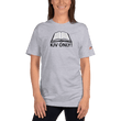 Load image into Gallery viewer, American Patriots Apparel Ladies T-Shirt Heather Grey / S KJV ONLY! Psalm 12:6-7 Fine Jersey T-Shirt (16 Variants)