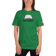 Load image into Gallery viewer, American Patriots Apparel Ladies T-Shirt Kelly Green / S KJV ONLY! Psalm 12:6-7 Fine Jersey T-Shirt (16 Variants)