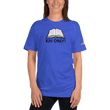 Load image into Gallery viewer, American Patriots Apparel Ladies T-Shirt Royal Blue / S KJV ONLY! Psalm 12:6-7 Fine Jersey T-Shirt (16 Variants)