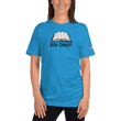 Load image into Gallery viewer, American Patriots Apparel Ladies T-Shirt Teal / S KJV ONLY! Psalm 12:6-7 Fine Jersey T-Shirt (16 Variants)