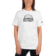 Load image into Gallery viewer, American Patriots Apparel Ladies T-Shirt White / S KJV ONLY! Psalm 12:6-7 Fine Jersey T-Shirt (16 Variants)