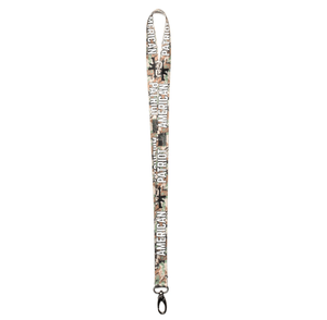 Howitzer Clothing Lanyard Dusty Camo / One Size Patriot Lanyard