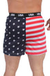 Load image into Gallery viewer, American Patriots Apparel Men's Boxers Men's USA American Flag Patriotic Boxers