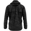Load image into Gallery viewer, Greater Half Men's Coat Black Camo We The People Rain Jacket
