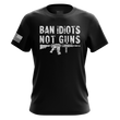 Load image into Gallery viewer, Tactical Pro Supply Men's Hoodie Ban Idiots Not Guns | Hoodie