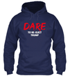 Load image into Gallery viewer, Mark Dice Men's Hoodie Dare to Re-Elect Trump Pullover Hoodie (3 Variants)