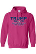 Load image into Gallery viewer, American Patriots Apparel Men's Hoodie HotPink / 5XL / FRONT Trump 2020 Make Liberals Cry Again Pullover Hoodie (4 Variants)