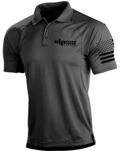 Relentless Defender Men's Polo Shirts Charcoal / S Tactical Defender Polo (9 Variants)