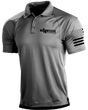 Load image into Gallery viewer, Relentless Defender Men's Polo Shirts Grey / S Tactical Defender Polo (9 Variants)