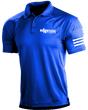 Load image into Gallery viewer, Relentless Defender Men's Polo Shirts Royal Blue / S Tactical Defender Polo (9 Variants)