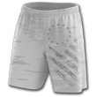 Load image into Gallery viewer, Print Brains Men's Shorts Arctic Camo Shorts / White / S Arctic Camo Shorts