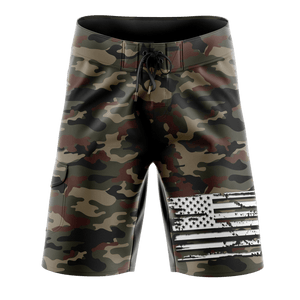 Tactical Pro Supply Men's Shorts Desert Camo / 30 Desert Camo | Board Shorts