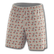 Load image into Gallery viewer, Print Brains Men's Shorts Flags And Stars Shorts / White / S Flags And Stars Shorts