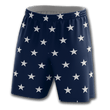 Load image into Gallery viewer, Print Brains Men's Shorts Stars Shorts / Navy / S Stars Shorts
