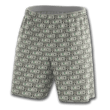 Load image into Gallery viewer, Print Brains Men's Shorts Trump Hundreds Shorts / White / S Trump Hundreds Shorts