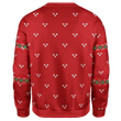 Load image into Gallery viewer, Greater Half Men's Sweater They Ain't Gonna Hang Themselves Christmas Sweater