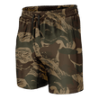 Load image into Gallery viewer, Print Brains Men's Swimsuit Brushstroke Camo Swim Trunks / Camo / S Brushstroke Camo Swim Trunks