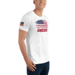 Load image into Gallery viewer, American Patriots Apparel Men's T-Shirt AMERICA T-Shirt (13 Variants)