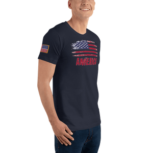 American Patriots Apparel Men's T-Shirt AMERICA T-Shirt (13 Variants)