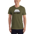 Load image into Gallery viewer, American Patriots Apparel Men's T-Shirt Army / S KJV ONLY Psalm 12:6-7 T-Shirt (16 Variants)