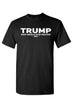 Load image into Gallery viewer, American Patriots Apparel Men's T-Shirt Black / LARGE / FRONT Unisex Trump Make America Even Greater Short Sleeve Shirt (5 Variants)
