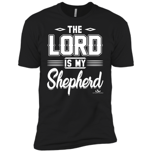 American Patriots Apparel Men's T-Shirt Black / S The Lord Is My Shepherd Premium T-Shirt (3 Variants)