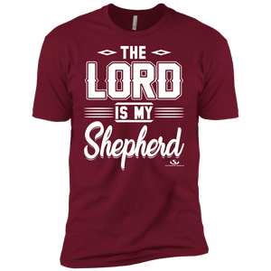 American Patriots Apparel Men's T-Shirt Cardinal / M The Lord Is My Shepherd Premium T-Shirt (3 Variants)