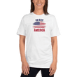 Load image into Gallery viewer, American Patriots Apparel Men's T-Shirt God Bless America Distressed Flag T-Shirt (13 Variants)