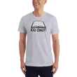 Load image into Gallery viewer, American Patriots Apparel Men's T-Shirt Heather Grey / S KJV ONLY Psalm 12:6-7 T-Shirt (16 Variants)