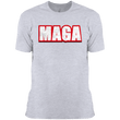 Load image into Gallery viewer, CustomCat Men's T-Shirt Heather Grey / X-Small Unisex MAGA Cotton T-Shirt (5 Variants)