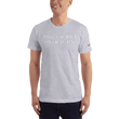 Load image into Gallery viewer, American Patriots Apparel Men's T-Shirt Heather Grey / XS Make America Saved Again 1 Cor. 15:1-4 Short Sleeve Tee (16 Variants)
