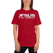 Load image into Gallery viewer, American Patriots Apparel Men's T-Shirt JESUS IS MY HOMEBOY T-Shirt (13 Variants)
