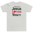 Load image into Gallery viewer, American Patriots Apparel Men's T-Shirt Jesus Loves You This I Know T-Shirt (13 Variants)