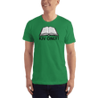 Load image into Gallery viewer, American Patriots Apparel Men's T-Shirt Kelly Green / S KJV ONLY Psalm 12:6-7 T-Shirt (16 Variants)