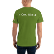 Load image into Gallery viewer, American Patriots Apparel Men's T-Shirt Make America Saved Again 1 Cor. 15:1-4 Short Sleeve Tee (16 Variants)