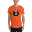 Load image into Gallery viewer, American Patriots Apparel Men's T-Shirt Orange / S President Trump 4 More Years T-Shirt (17 Variants)