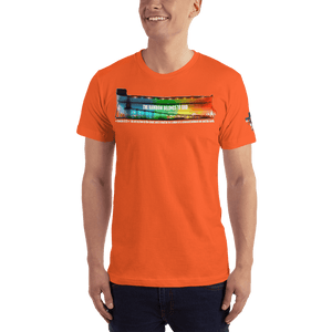 American Patriots Apparel Men's T-Shirt Orange / XS The Rainbow Belongs To God Genesis 9:13 Noah's Ark Tee (13 Variants)