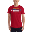 Load image into Gallery viewer, American Patriots Apparel Men's T-Shirt Red / S PATRIOT Hero's Pride T-Shirt (16 Variants)