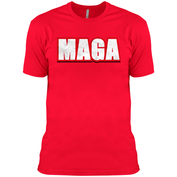 CustomCat Men's T-Shirt Red / X-Small Unisex MAGA Cotton T-Shirt (5 Variants)