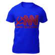 Load image into Gallery viewer, Right Wing Gear Men's T-Shirt Royal Blue / S Corrupt News Network Men's Cotton Tee Shirt (3 Variants)