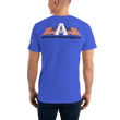 Load image into Gallery viewer, American Patriots Apparel Men's T-Shirt The Rainbow Belongs To God Genesis 9:13 Noah's Ark Tee (13 Variants)