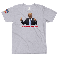 Load image into Gallery viewer, American Patriots Apparel Men's T-Shirt Trump 2020 Two Thumbs Up T-Shirt (13 Variants)