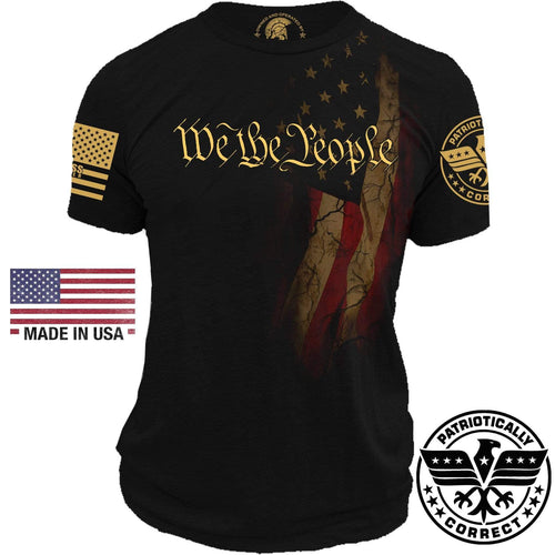Relentless Defender Men's T-Shirt We the People T-Shirt