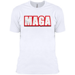 Load image into Gallery viewer, CustomCat Men's T-Shirt White / X-Small Unisex MAGA Cotton T-Shirt (5 Variants)