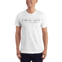 Load image into Gallery viewer, American Patriots Apparel Men's T-Shirt White / XS JESUS IS MY HOMEBOY T-Shirt (13 Variants)